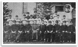 昭和5年度(第16回)全国中等野球大会北関東予選・初出場時のメンバー