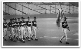 平成3年 全国定通軟式野球大会出場